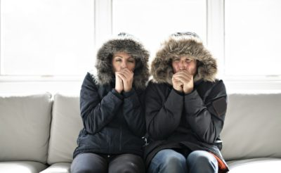 Cold people